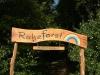 Der Regenbogenwald wurde am 28.11.2009 feierlich eingeweiht.