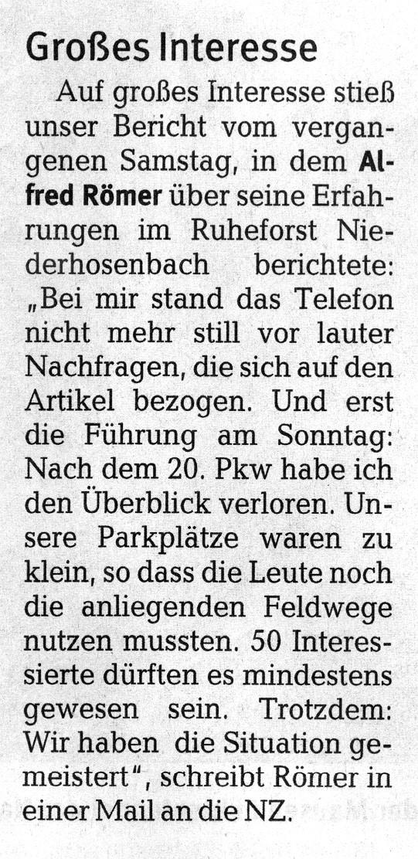 2007.09.29. Nahe-Zeitung