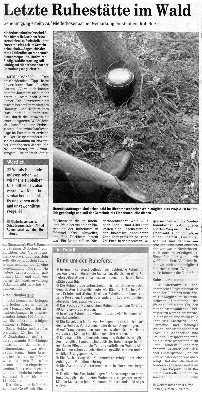 2006.08.19. Nahe-Zeitung V1