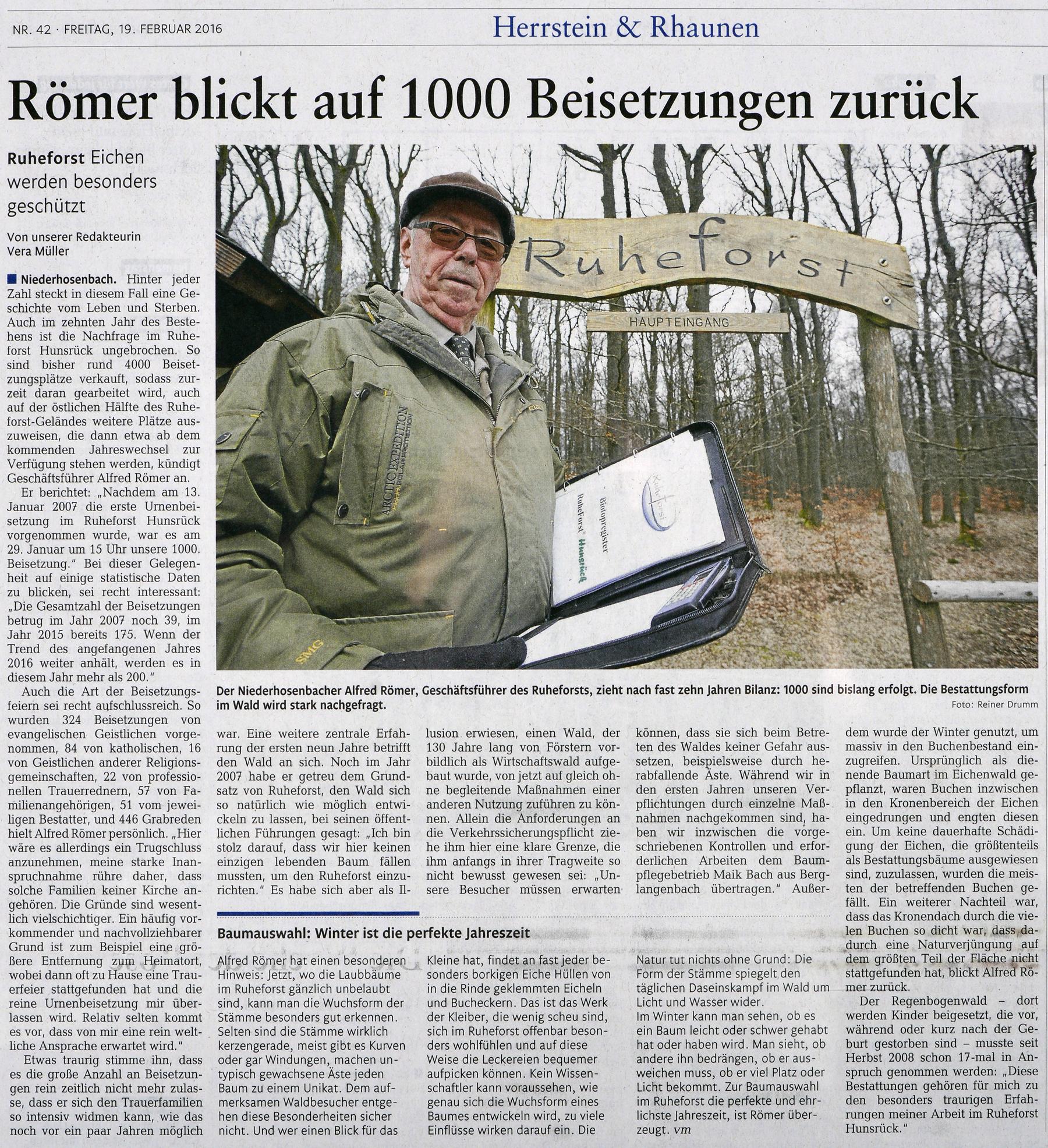 2016.02.19. Nahe-Zeitung